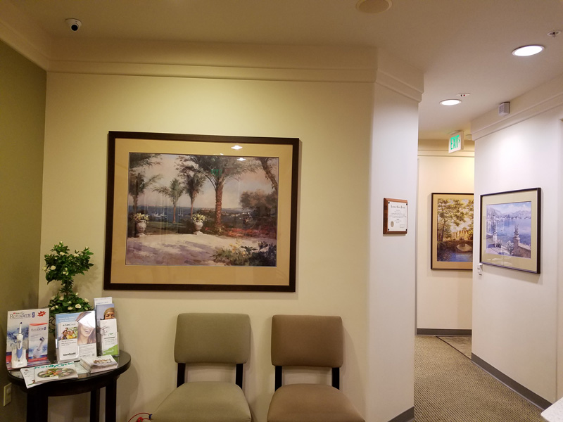 dentist office in irvine