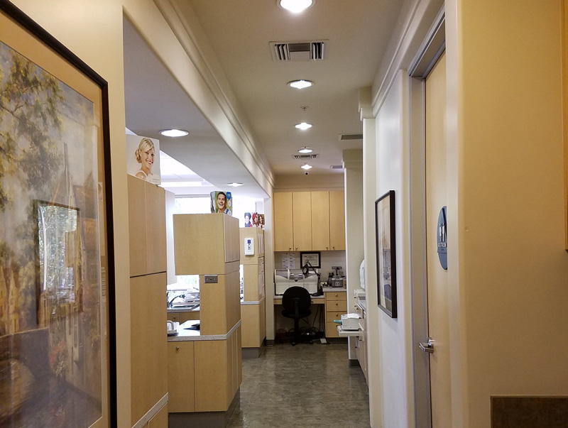 dentist office in irvine