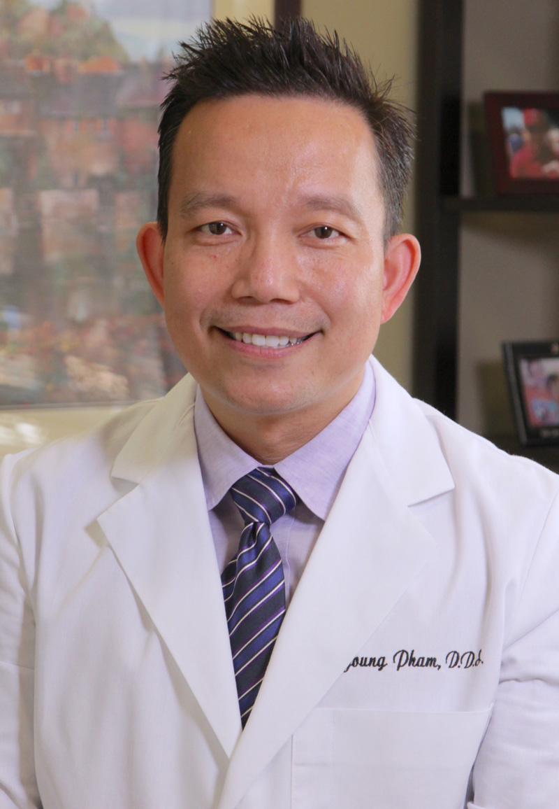 Dr. Pham, our dentist in Irvine
