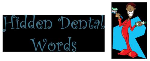 Hidden-Dental-Words
