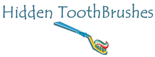Hidden-Toothbrushes
