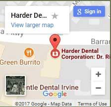 Harder Dental Map